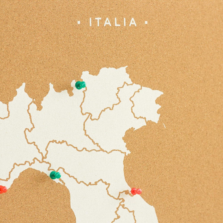 Cartina Geografica Eolie