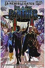 Black Panther Book 8: The Intergalactic Empire of Wakanda Part Three Paperback