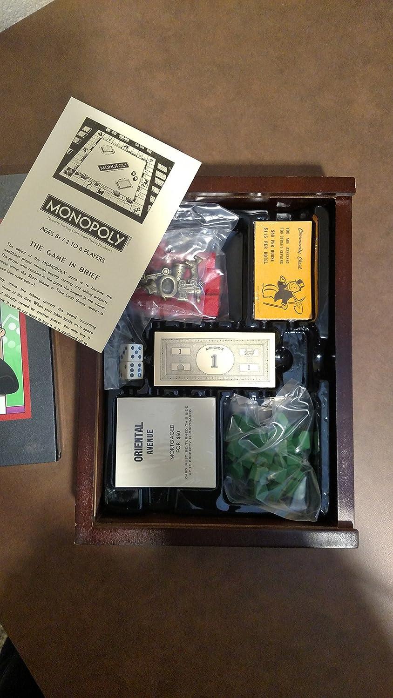 Library Monopoly Vintage Book Game: Amazon.es: Juguetes y juegos