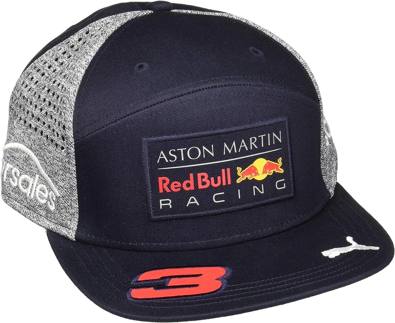 Red Bull Racing Flat Cap Gorra Plana de Red Bull Amr Ricciardo ...