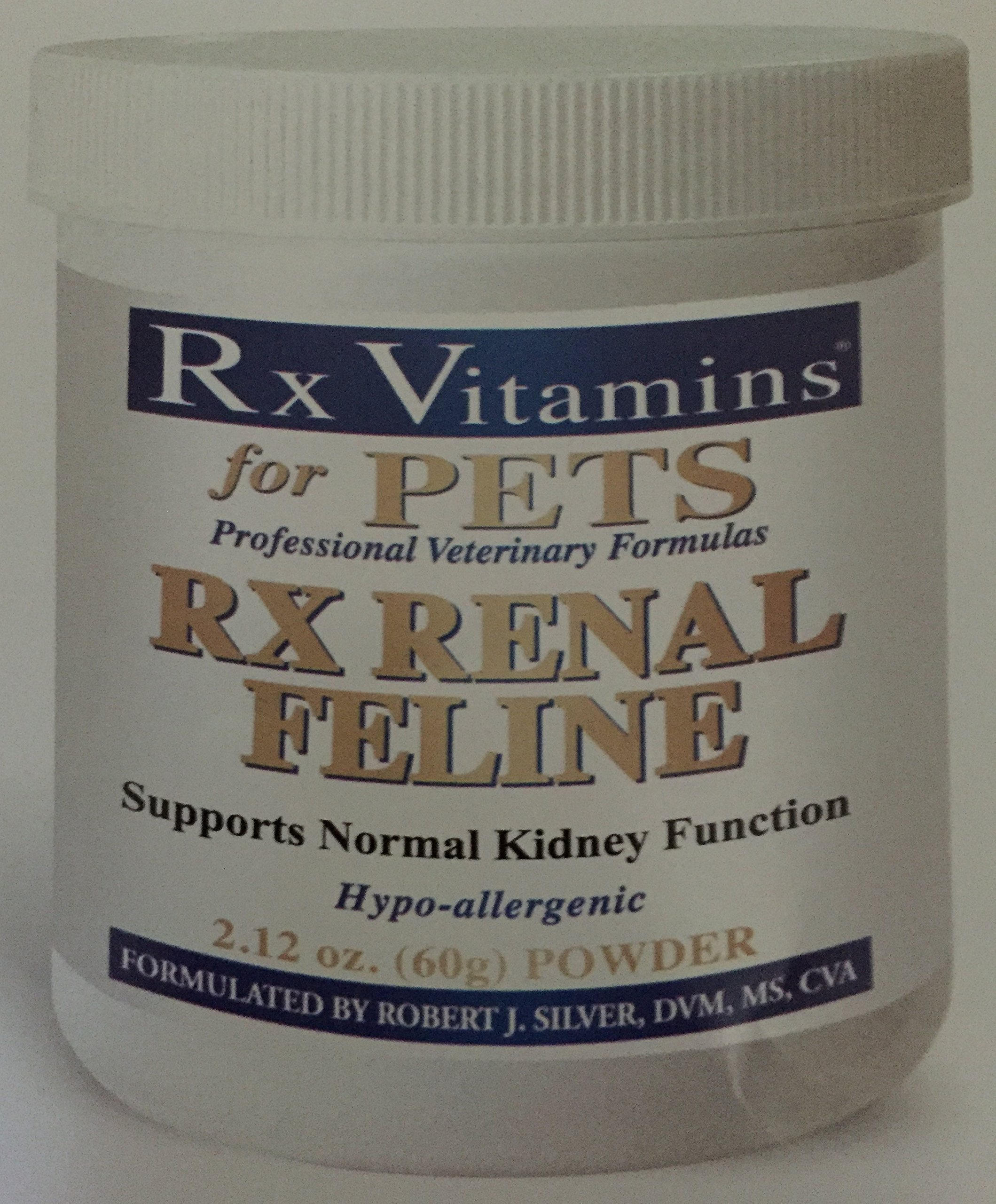 Rx Vitamins For Pets - Rx Renal Feline Powder 2.12 oz
