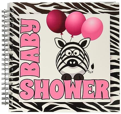 Amazon 3drose Db1730452 Baby Girl Zebra Print Baby Shower