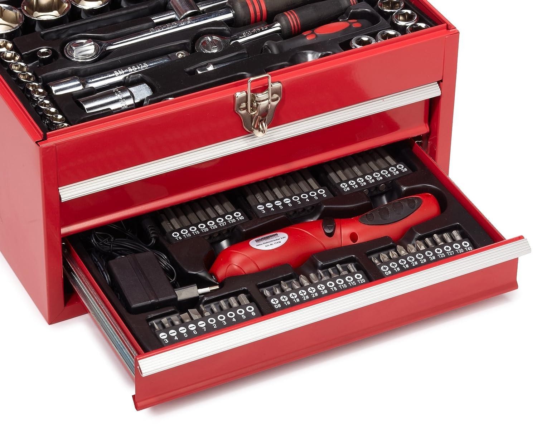 Bruder Mannesmann Toolbox 155 Pcs