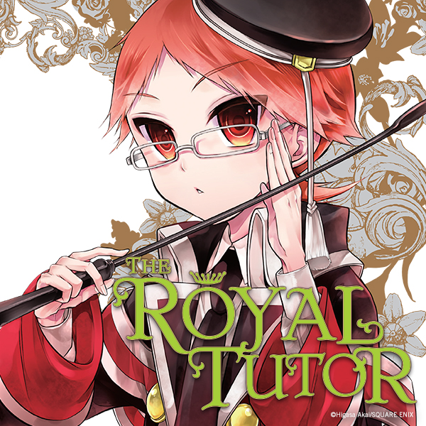 The Royal Tutor (Issues) (33 Book Series)