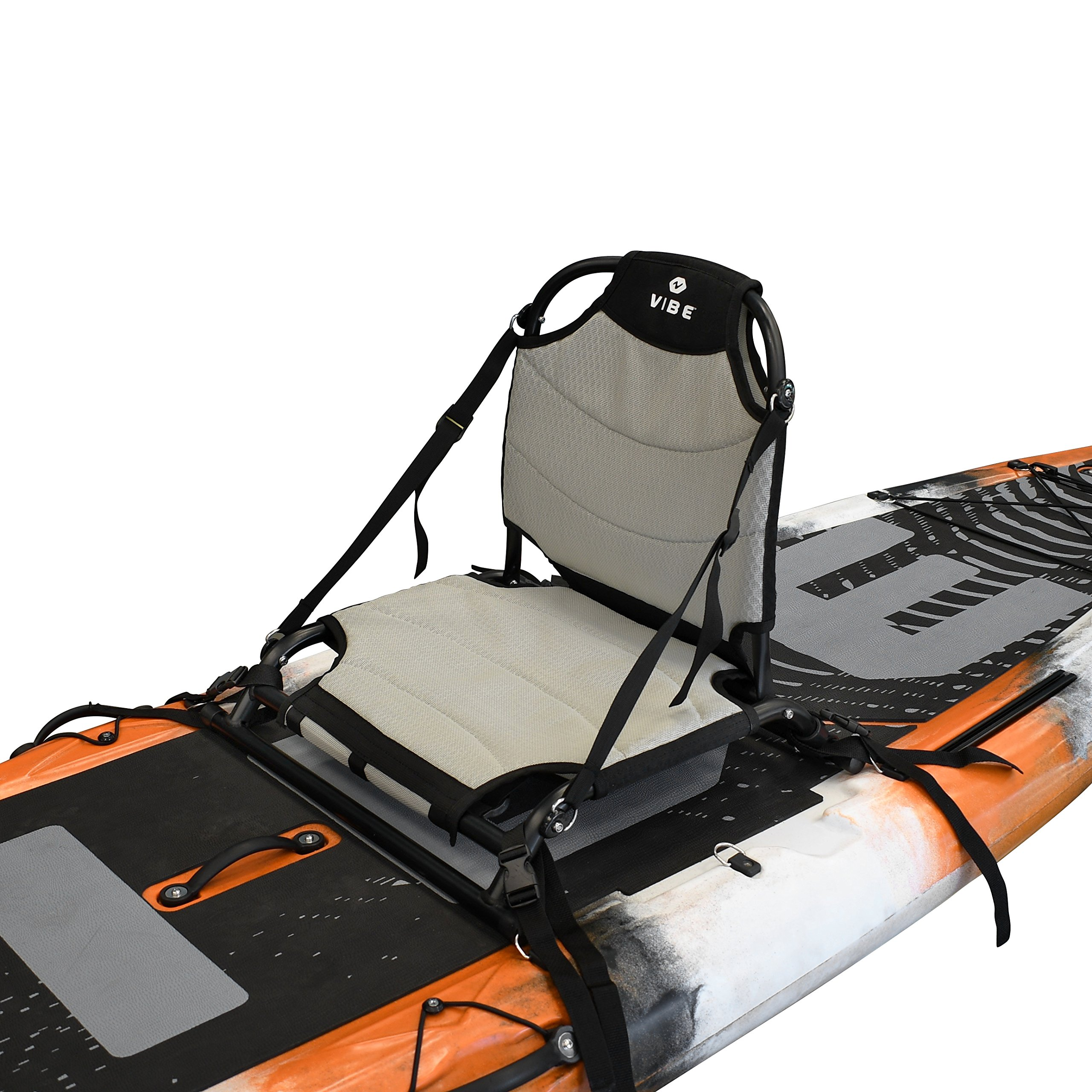 Vibe Hero Seat Bundle with 4 PK Accessory Straps by Vibe Kayaks