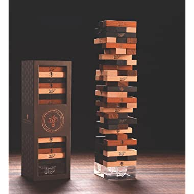 Jenga Premium Hardwood Game