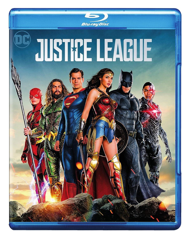 Amazon com: Justice League (Blu-ray) (BD): Ben Affleck, Henry Cavill