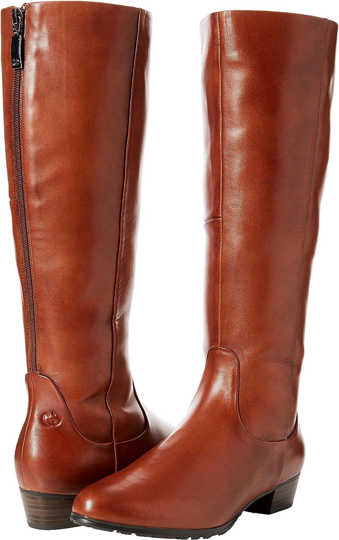 Cognac Gerry Weber Women Boots Carmen 34 Brown, G82234MI24//370