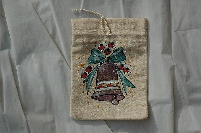 Miniature gift bags christmas