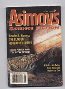Asimov's Science Fiction Magazine – June 1997