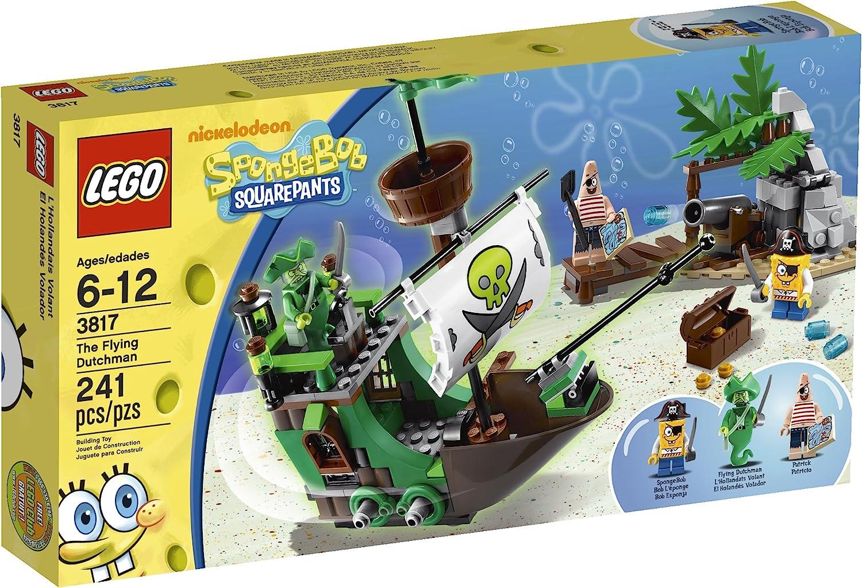 LEGO SpongeBob The Flying Dutchman 3817