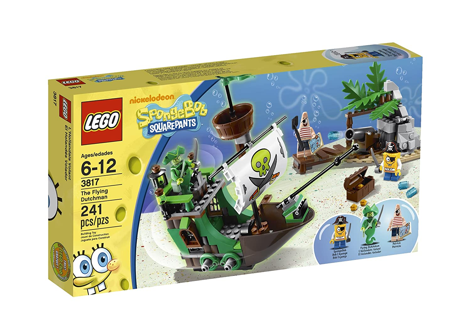 Top 9 Best LEGO Spongebob SquarePants Sets Reviews in 2019 5