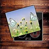 ctc trade herdabdeckplatten 60x52 cm ceranfeld abdeckung glas spritzschutz abdeckplatte. Black Bedroom Furniture Sets. Home Design Ideas