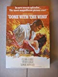 Gone With The Wind Classic Movie Poster Puzzle 1100pc.