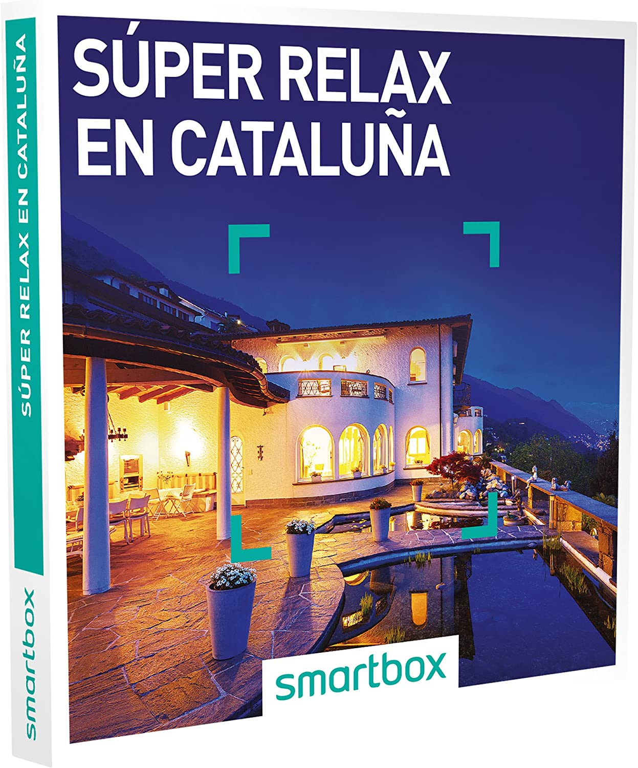 smartbox super relax en cataluña