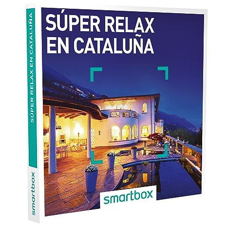 Smartbox - Caja Regalo - SÚPER Relax EN CATALUÑA - Producto ...