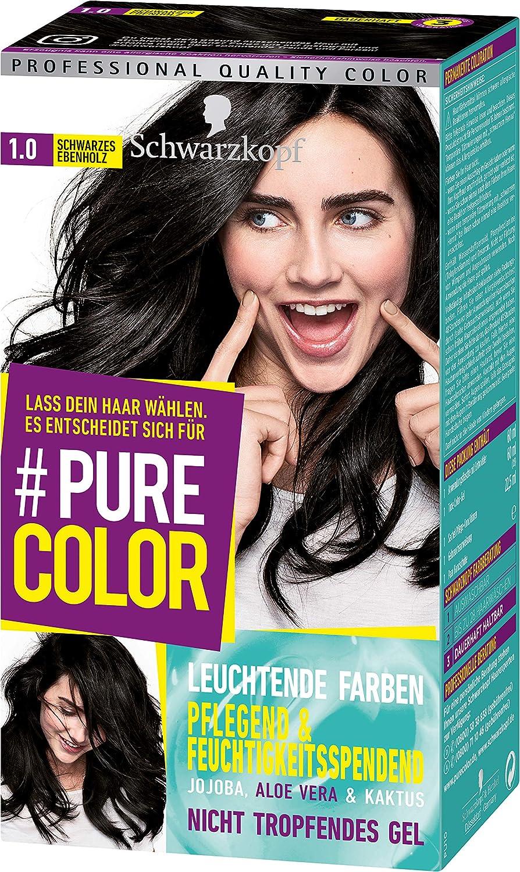 Pure Color 1.0 - Pintura de ébano, 143 mililitros