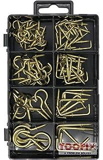 Esfun Vinyl Coated Cup Hooks Ceiling Hooks Screw Hooks Mug Hooks - Vinyl coated cup hooks