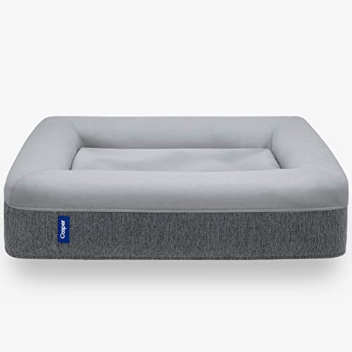 Casper Dog Bed, Plush Memory Foam