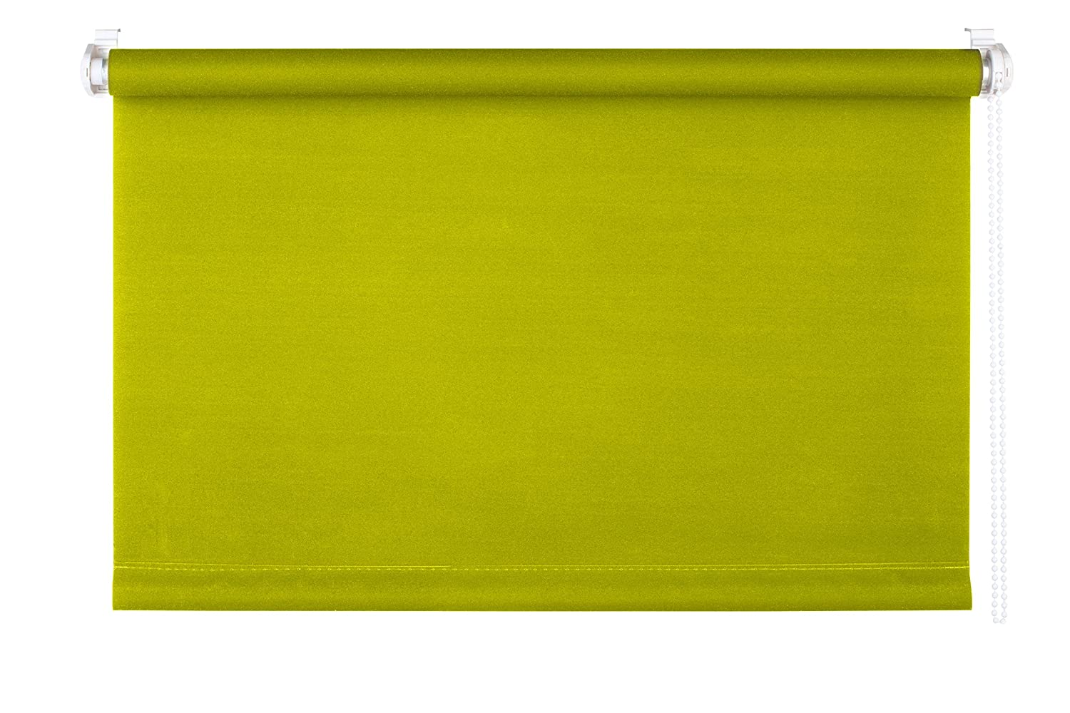 Mydeco Klemmfix 65752 Win Roller Blind 90 X 120 Cm Green Amazoncouk Kitchen Home