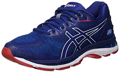 5ca5838eef57 ASICS Men s Gel-Nimbus 20 Competition Running Shoes  Amazon.co.uk ...