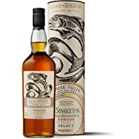 The Singleton of Glendullan Select Single Malt Scotch Whisky 70cl - House Tully Game of Thrones Limited Edition