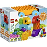LEGO DUPLO Toddler Build and Pull Along Building Set 10554