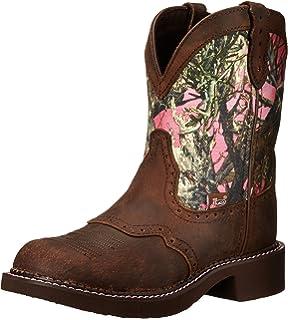 Amazon.com | Ariat Women's Fatbaby Heritage Harmony Western Cowboy ...