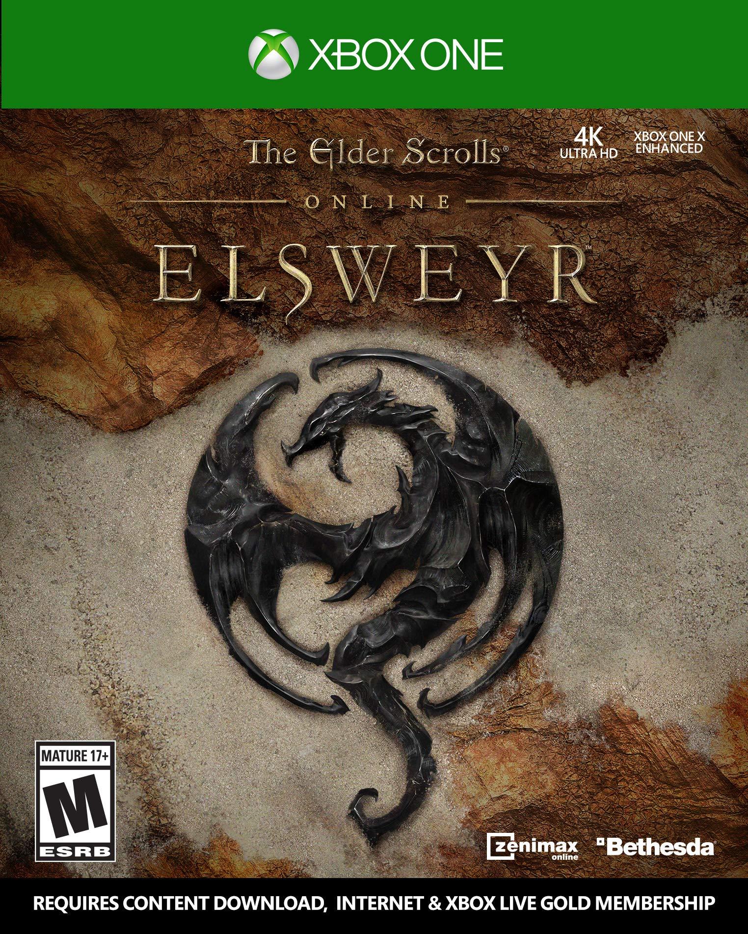 The Elder Scrolls Online: Elsweyr - Xbox One Standard Edition