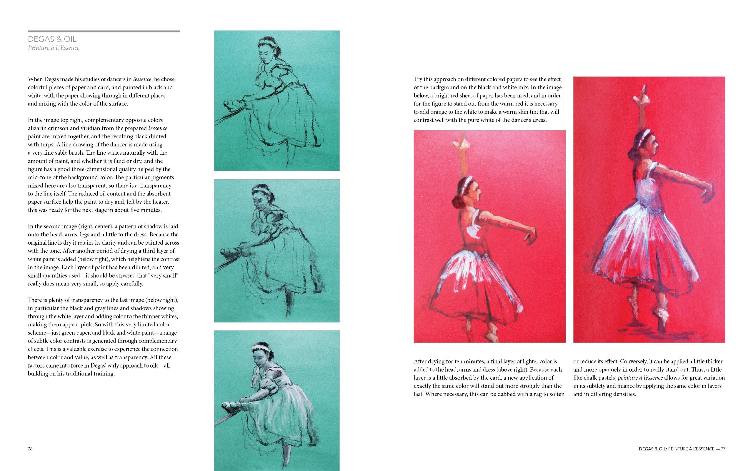 Paint Like Degas: Unlock the Secrets of the Master of Movement and Colour: Damian Callan: 9781781579787: Amazon.com: Books