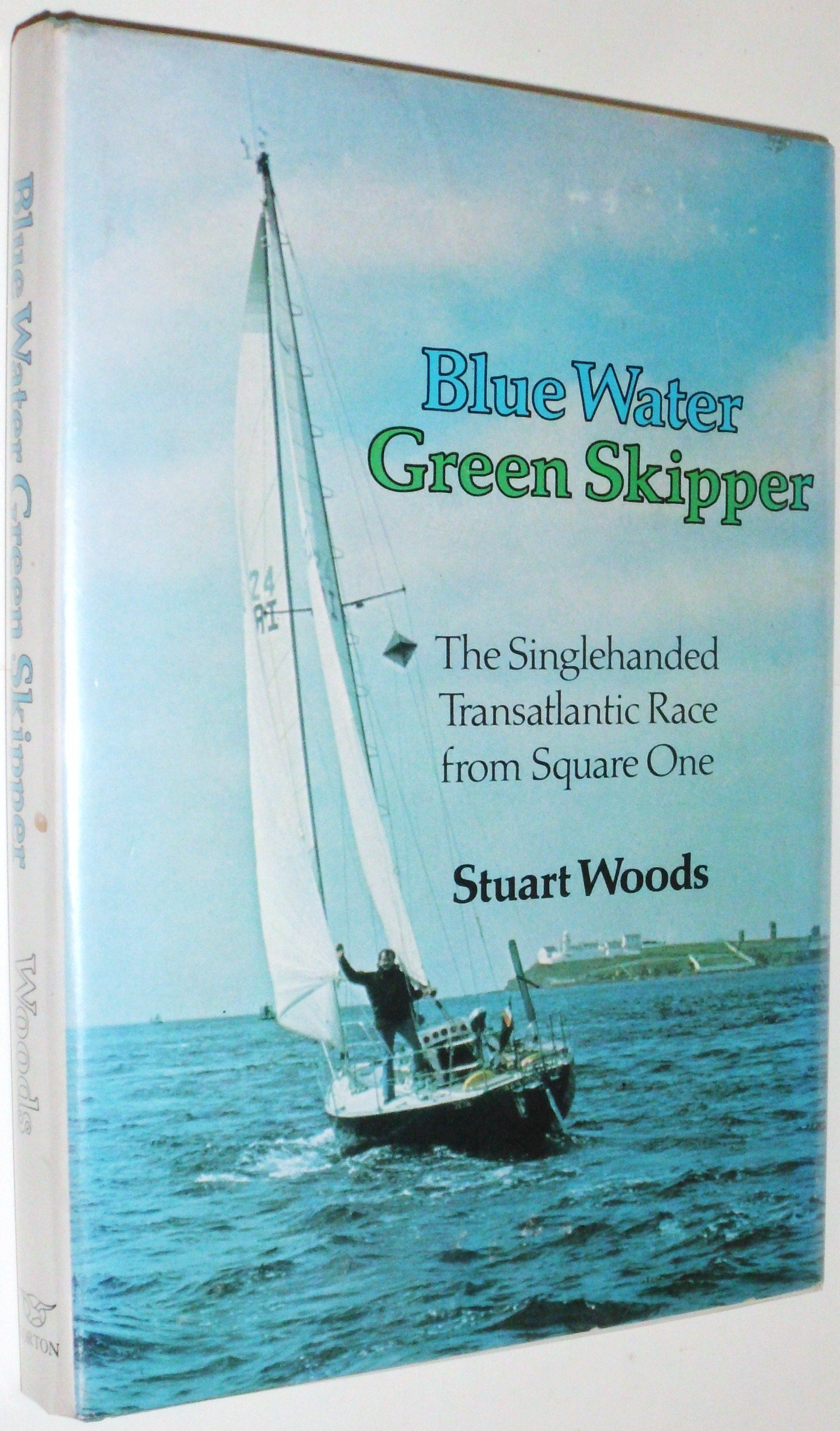 Woods Blue Water Green Skipper: Amazon.es: Woods, S.: Libros ...