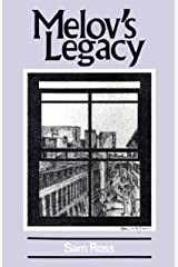 Melov's Legacy Kindle Edition
