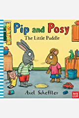 Pip & Posy The Little Puddle Board book