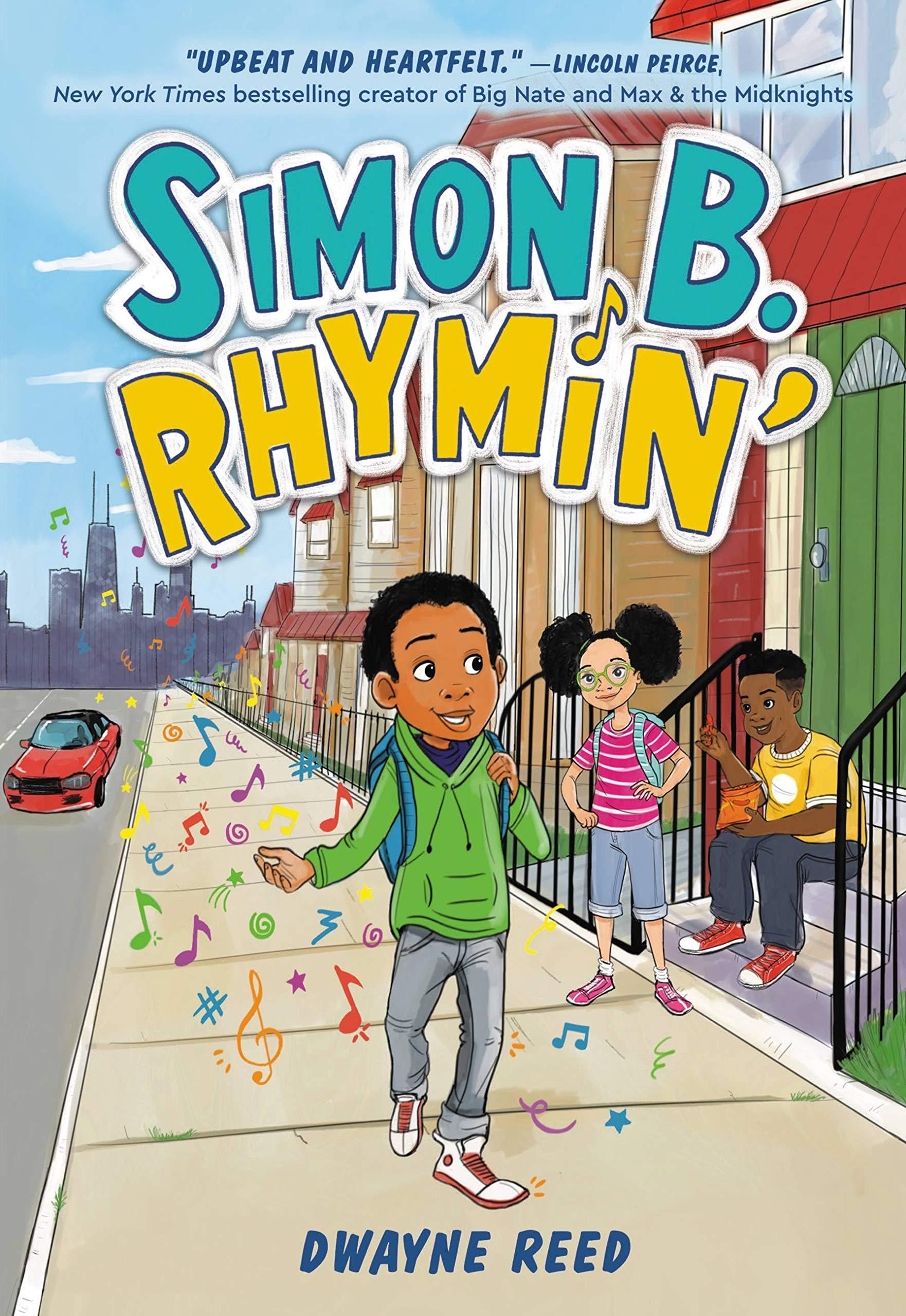 Simon B. Rhymin': Reed, Dwayne: 9780316538978: Amazon.com: Books