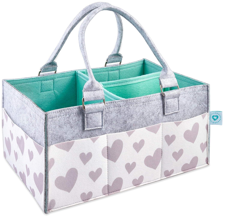 Amazon.com: LITTLEGEM4U - Organizador de pañales para bebé: Baby