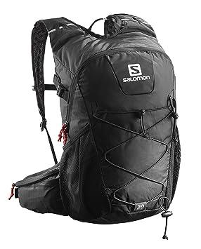 Salomon 20 l Mochila de excursionismo, evasion 20, negro: Amazon.es: Deportes y aire libre