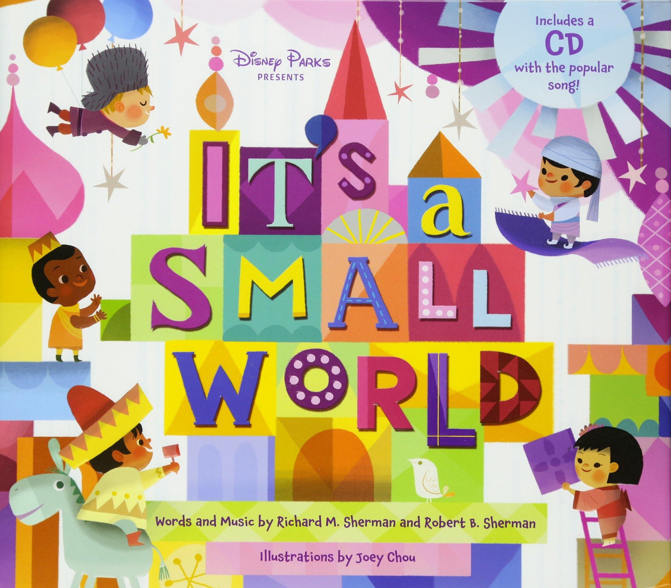 amazon it s a small world disney parks presents richard m