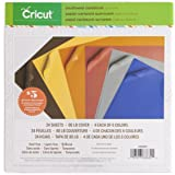 Cricut Textured Cardstock, 12-Inch by 12-Inch, Southwest