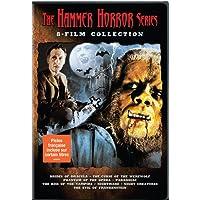 The Hammer Horror Series 8-Film Collection [DVD] (Sous-titres français)