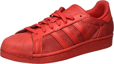 adidas rouge femme superstar