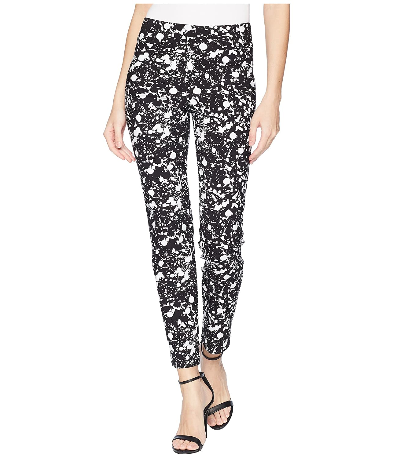 Krazy Larry PANTS レディース B076934HBF 2 x 28L|Black Splatter Black Splatter 2 x 28L