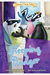 Sleeping Badger (Animal Fairy Tales) Kindle Edition