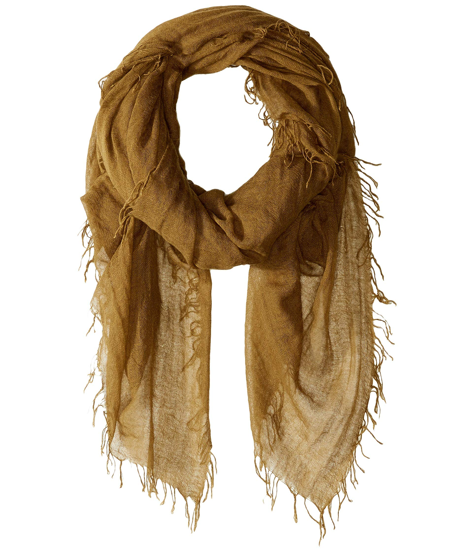 Chan Luu Women's Cashmere and Silk Scarf Grass Roots One Size