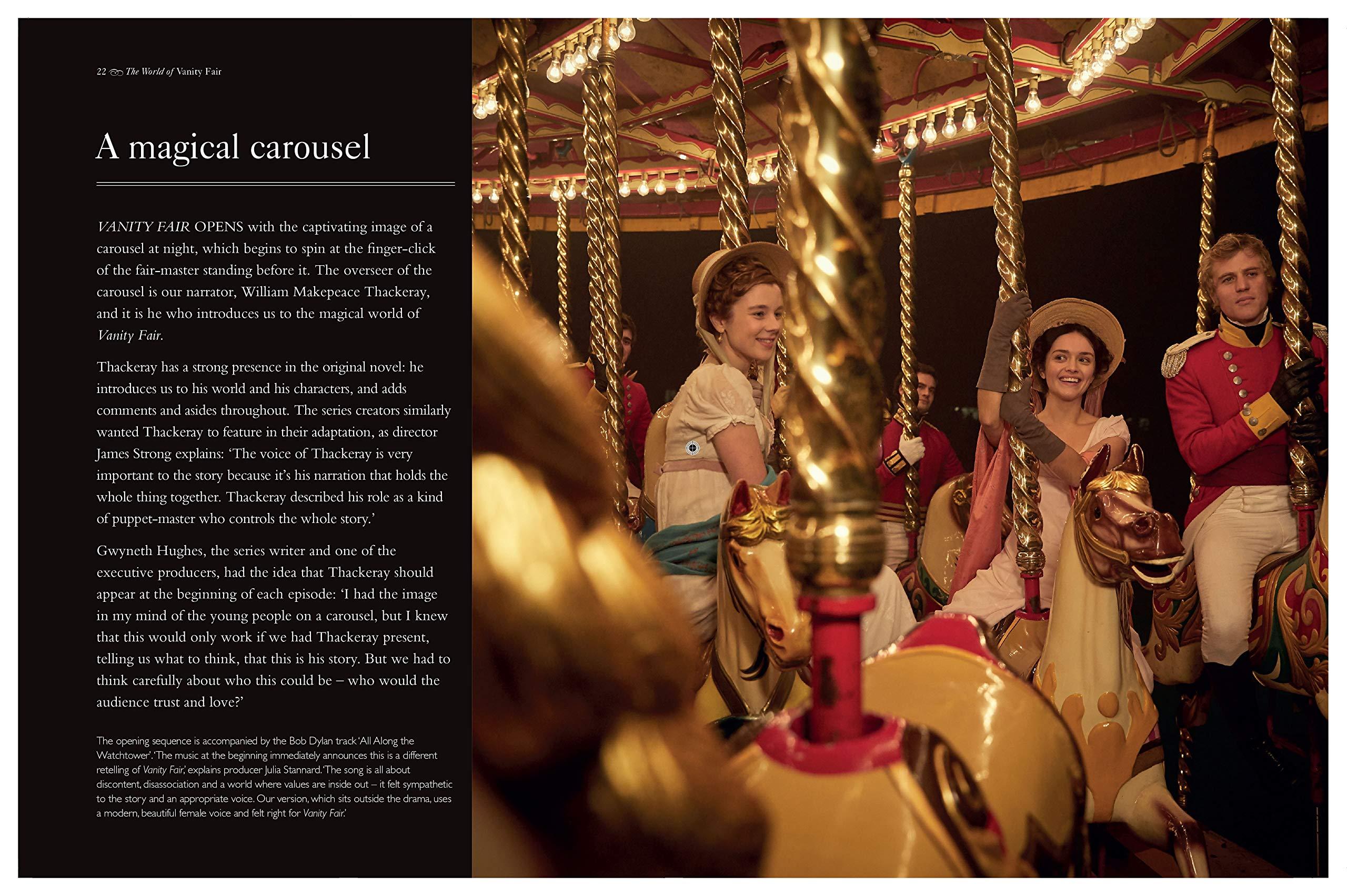 The World Of Vanity Fair Amazon Co Uk Marriott Emma Palin Michael Books