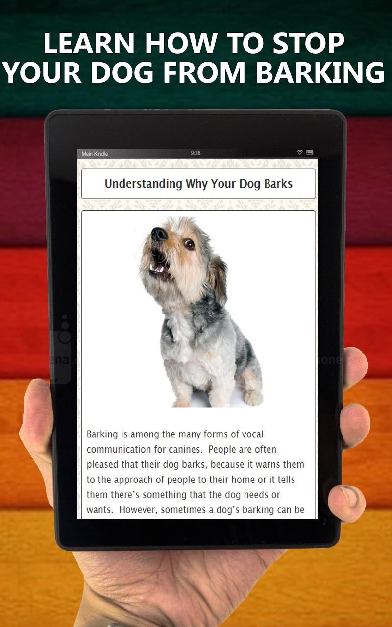 Instantly Stop Dog Barking
