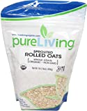 PureLiving Sprouted Rolled Oats