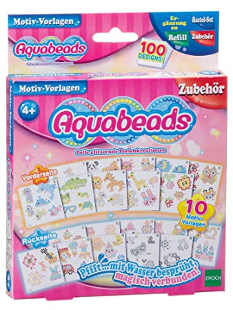 Aquabeads Motive Templates Craft Template Accessory Children S