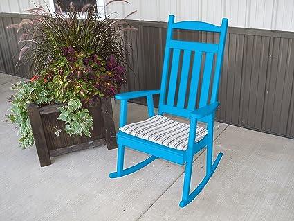 Super Amazon Com Aspen Tree Interiors Porch Rocking Chair Inzonedesignstudio Interior Chair Design Inzonedesignstudiocom
