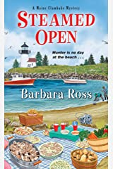 Steamed Open (A Maine Clambake Mystery Book 7) Kindle Edition