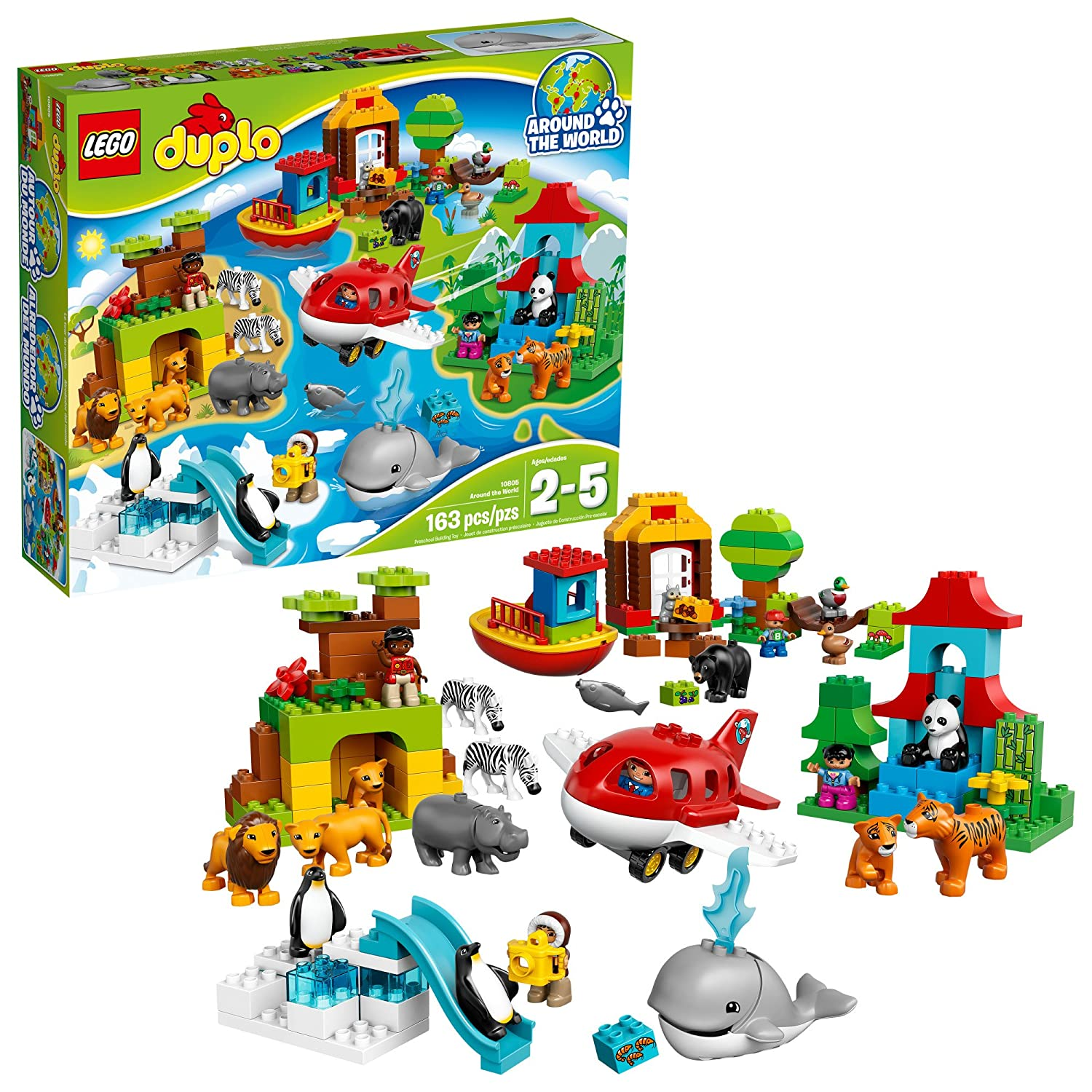LEGO DUPLO Around The World 10805 (Amazon Exclusive) 6137881